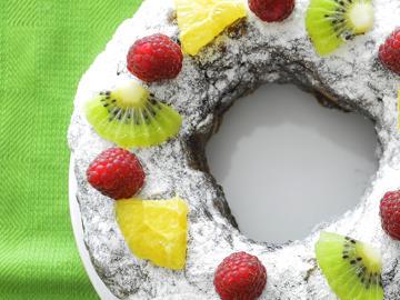 Prepara un roscón de reyes muy saludable con frutas naturales