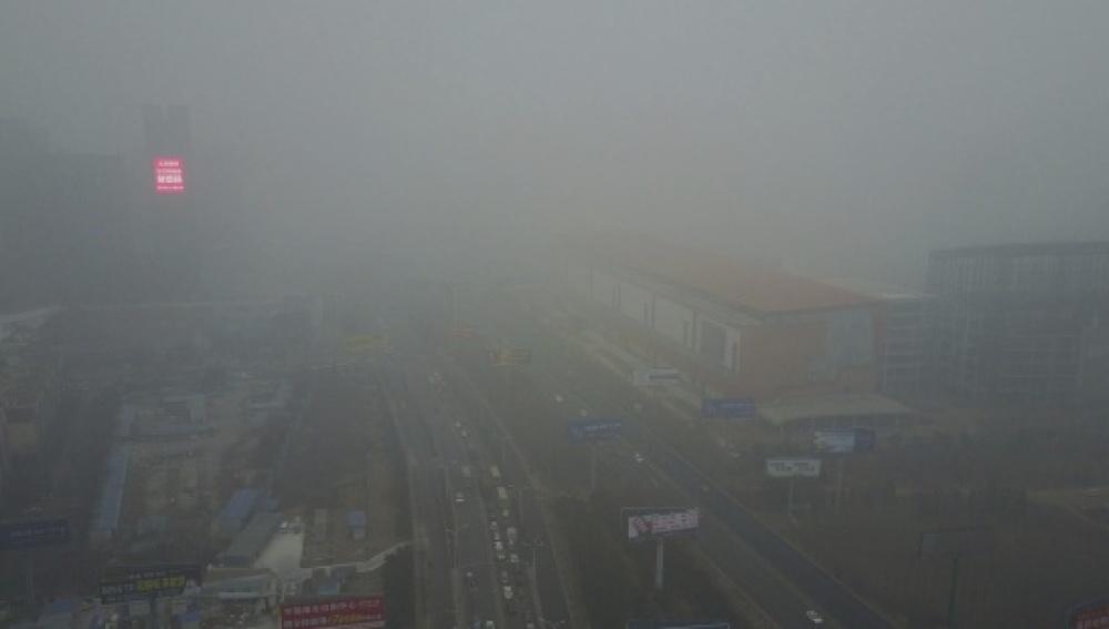 Distrito de Yanjiao en Sanhe (China)