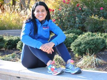 Una mujer con cáncer cerebral correrá siete maratones en siete días y en diferentes lugares del mundo