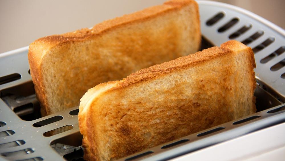 Las tostadas demasiado quemadas podrían provocar cáncer