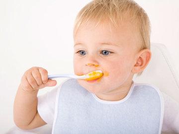 ¿Cuántas proteínas debemos añadir a los purés del bebé?