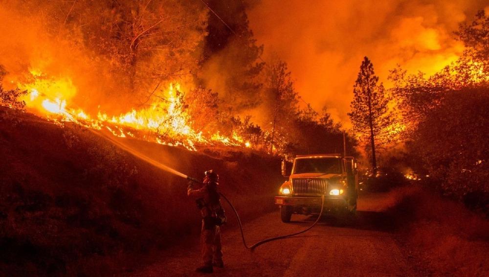 Los grandes incendios forestales aumentan un 63% en 2016 respecto al año anterior
