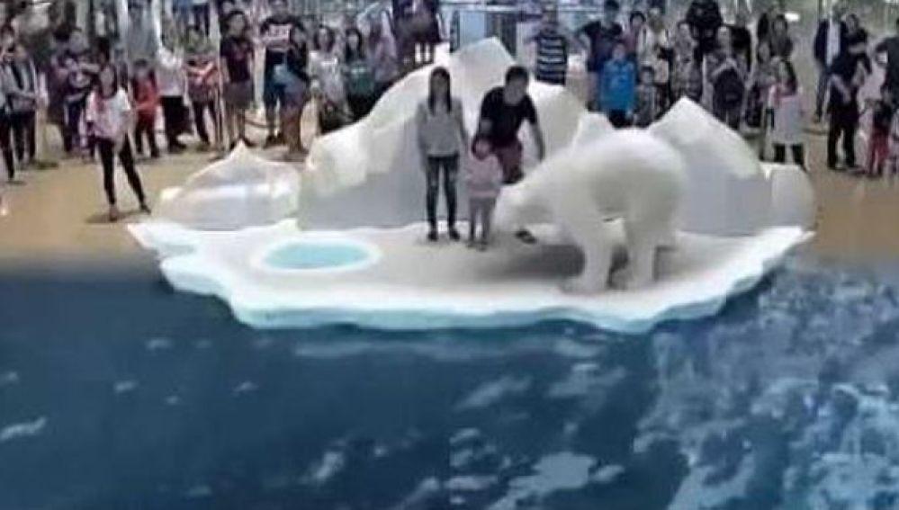 Crean un zoológico virtual donde los animales no están encerrados