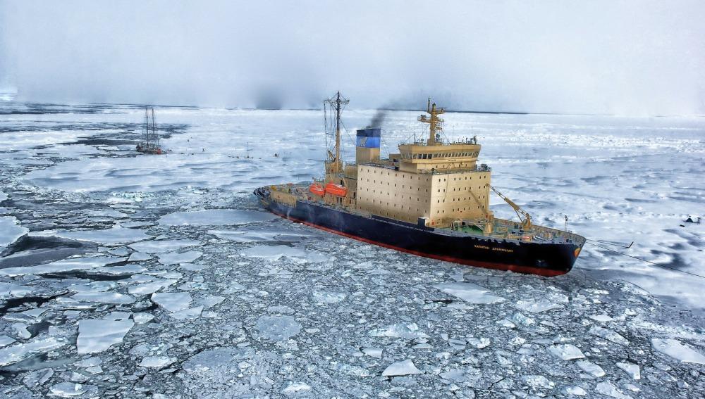 El Ártico presenta altos niveles de basura en el fondo de sus aguas