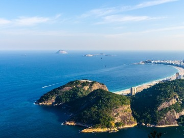 La contaminación puede acabar con las playas paradisíacas de Brasil