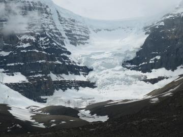 El deshielo de los glaciares de Canadá ha aumentado en un 900 por ciento en solo diez años