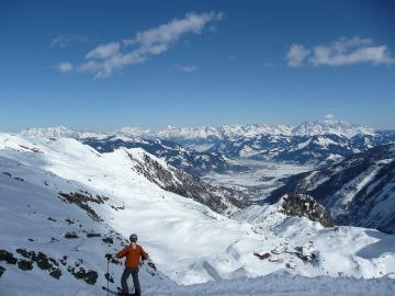Los Alpes podrían perder el 70% de nieve debido al cambio climático