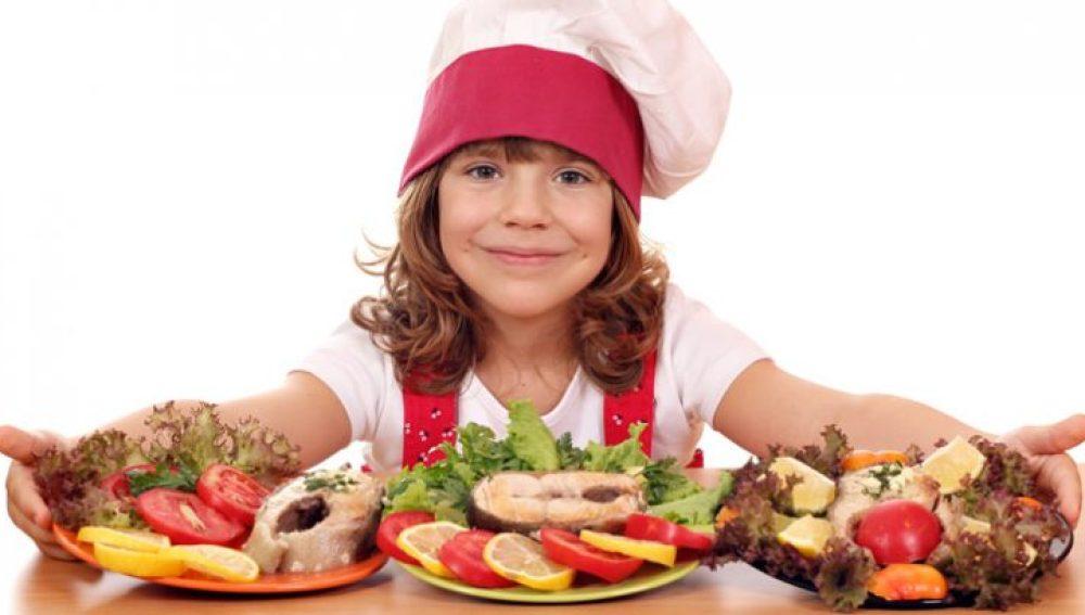 Los niños están expuestos al doble de mercurio en la comida que los adultos