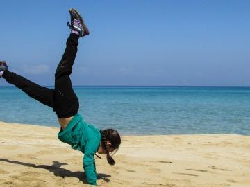 Los niños que practican ejercicio físico tienen menos riesgo de padecer depresión