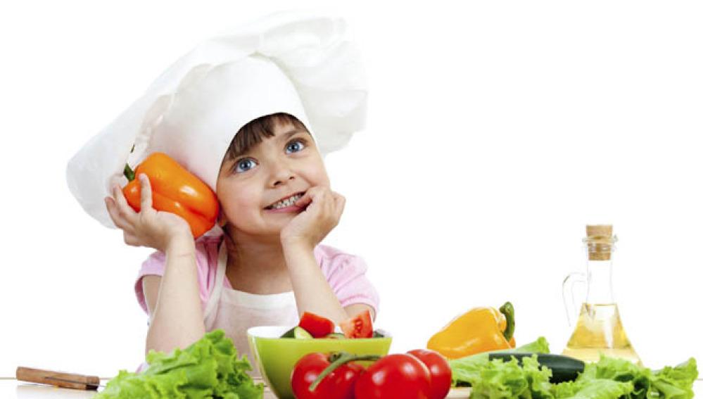 Una dieta vegetariana mal planificada puede ser un riesgo para el desarrollo de los niños
