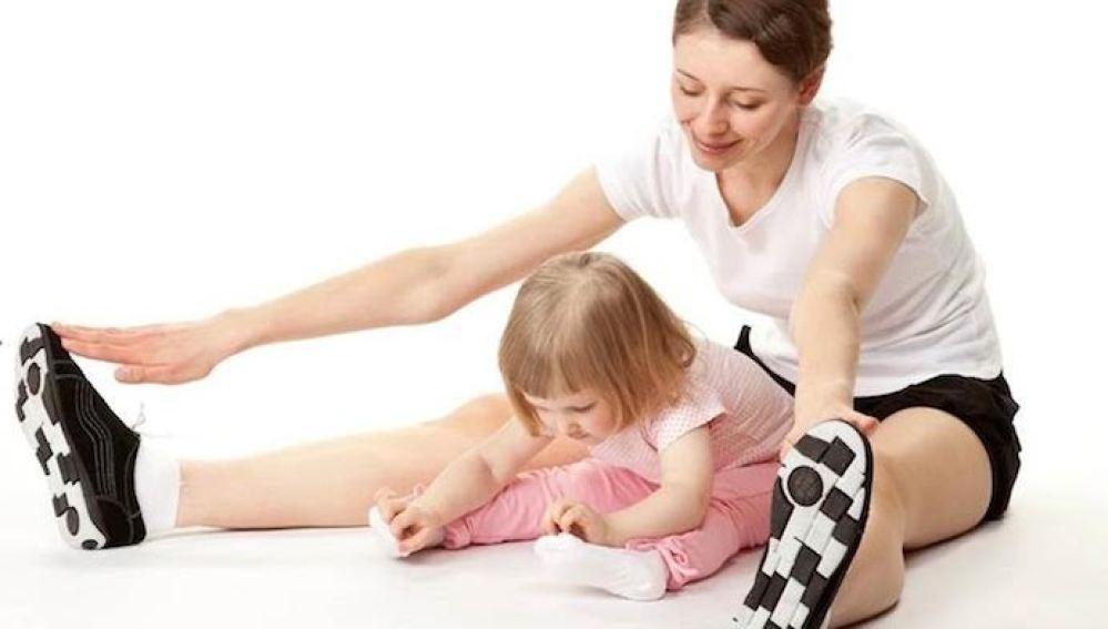 Parte del índice de masa corporal de los hijos es heredado de sus padres