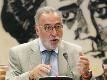 Pere Navarro en una imagen de archivo