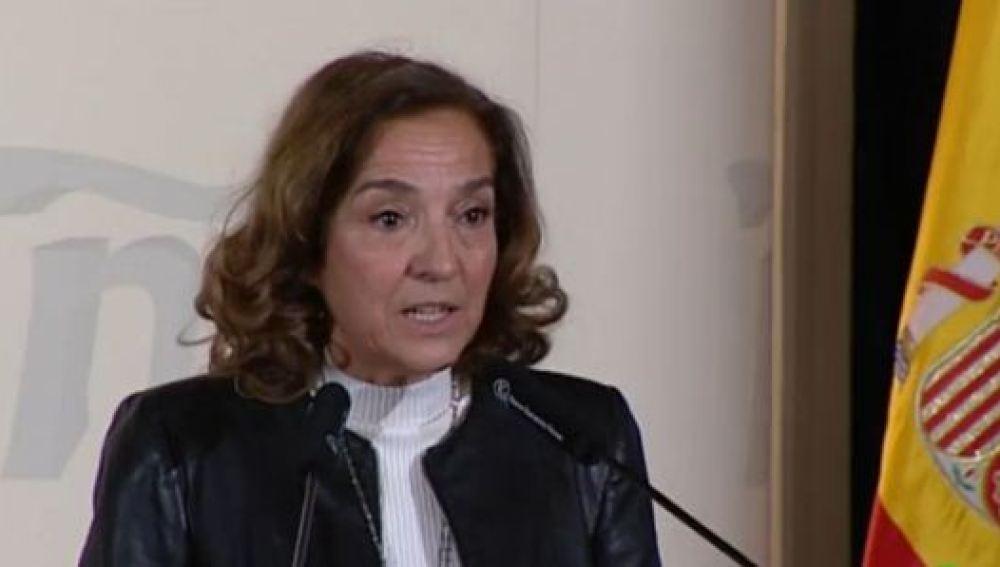 Carmen Vela anuncia su intención de conseguir un pacto de estado por la ciencia