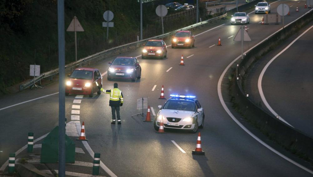 Campaña de control y vigilancia de la Dirección General de Tráfico