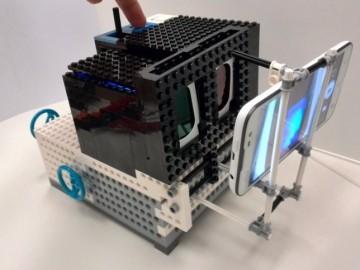 Científicos desarrollan un microscopio hecho con piezas de lego