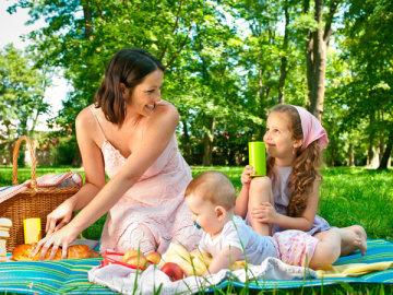 Siete recetas originales para hacer un picnic en familia