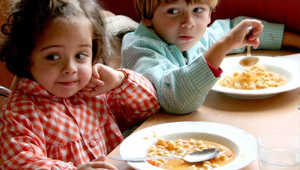 La Comunidad de Madrid crea una aplicación para asesorar a los comedores escolares