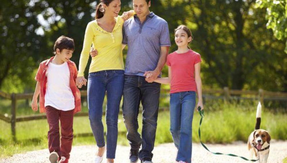 Diez planes que hacer con los niños con la llegada de la primavera
