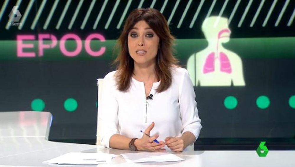 Más de 1,5 millones de españoles sufre EPOC y no lo sabe