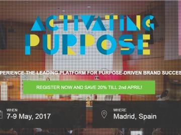 Más de 50 líderes mundiales intervendrán en Sustainable Brands, encuentro entre marcas, ciudadanía y Administración