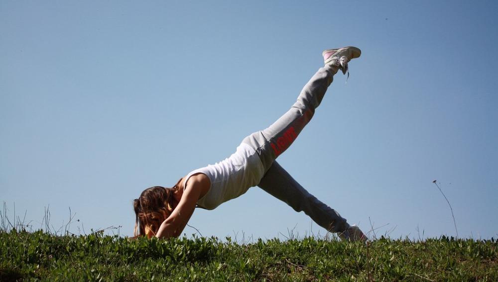 ¿Cuál es el ejercicio recomendado para los niños?