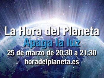 Unas 7.000 ciudades de todo el mundo se unen en la Hora del Planeta