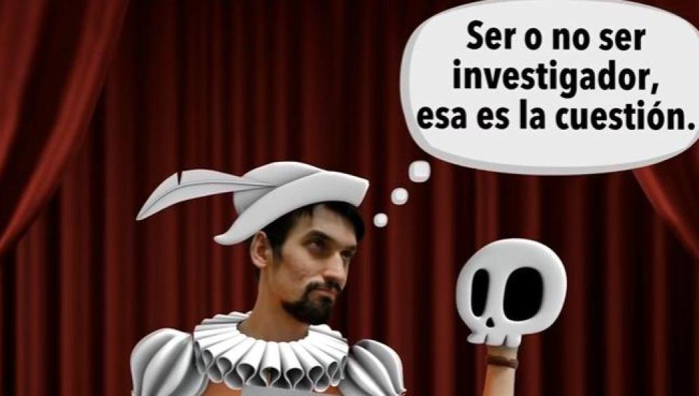 La Federación de Jóvenes Investigadores lanza una campaña para resaltar el papel de la ciencia en España