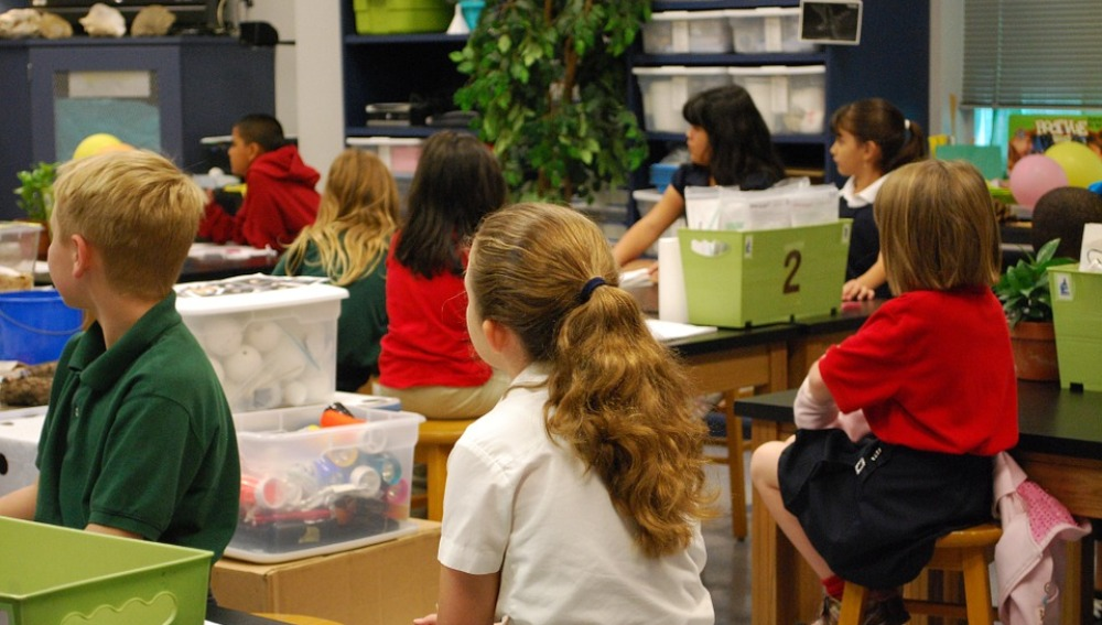 Los niños más activos presentan un mejor rendimiento escolar