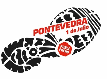 Logo Ponle Freno Pontevedra