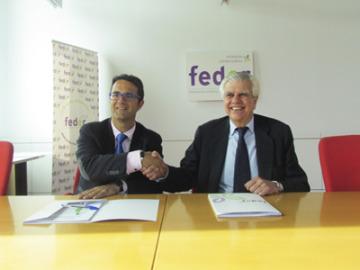 La AECC y FEDER se unen en la lucha contra los tumores poco frecuentes