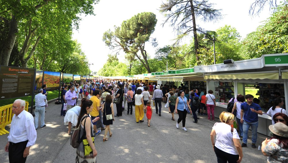 La Feria del Libro de Madrid fomenta la sostenibilidad y la protección del medio ambiente