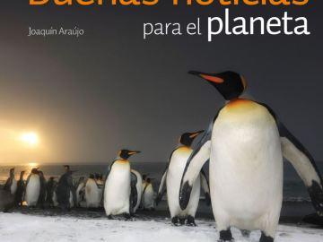 'Buenas noticias para el planeta', una exposición sobre naturaleza en la Feria del Libro de Madrid