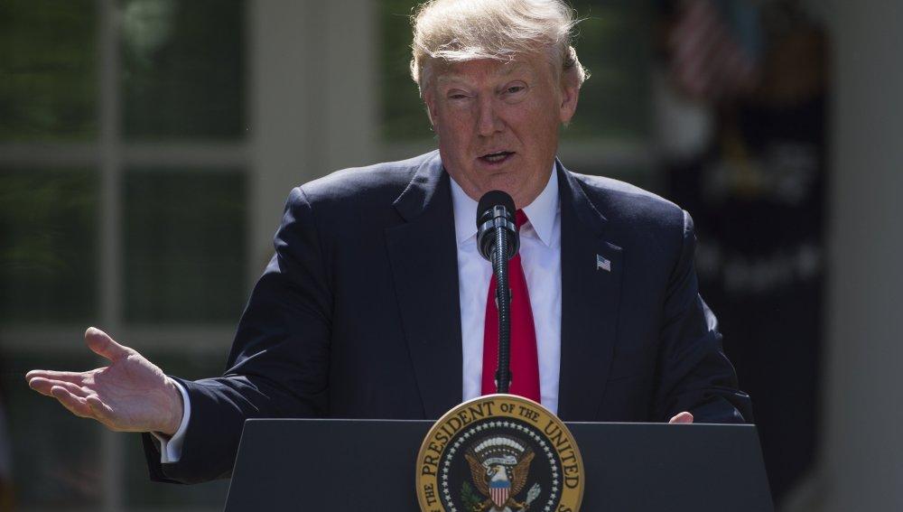 ¿Qué consecuencias tiene para el planeta el abandono de EEUU del Acuerdo de París?