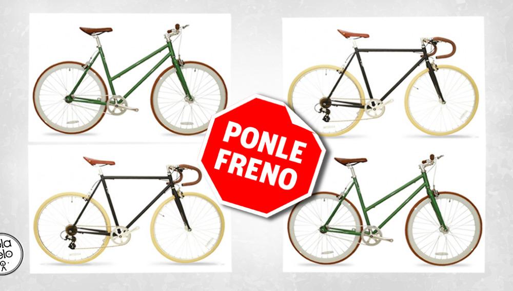 En Ponle Freno sorteamos 4 bicis