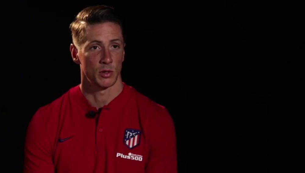 """Fernando Torres: """"Afronto este año como el último"""""""