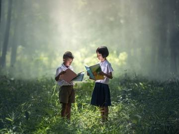 ¿Es bueno para el niño leer en alto?