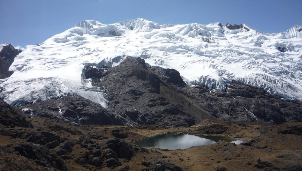 Perú pierde más de la mitad de sus glaciares en 55 años