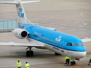 Un perro reclama 400 euros por el retraso de un vuelo a la compañía KLM