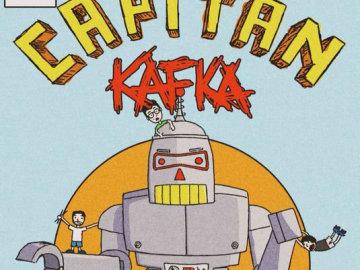Foto del álbum del grupo 'Capitan Kafka'
