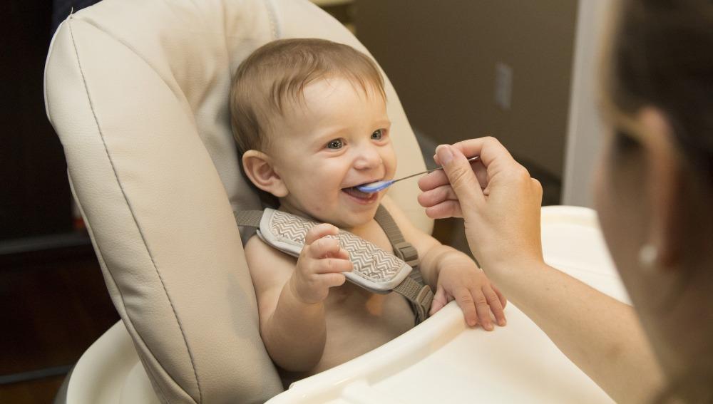 Alergias alimentarias en niños