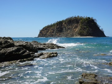 La costa de Costa Rica
