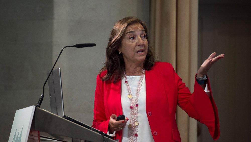 """Carmen Vela: """"uno de los problemas del actual sistema científico en España es que está basado en el funcionariado"""""""