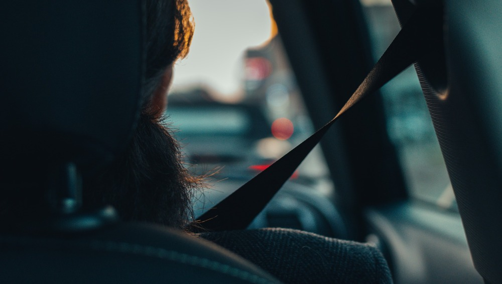 Uso del cinturón de seguridad