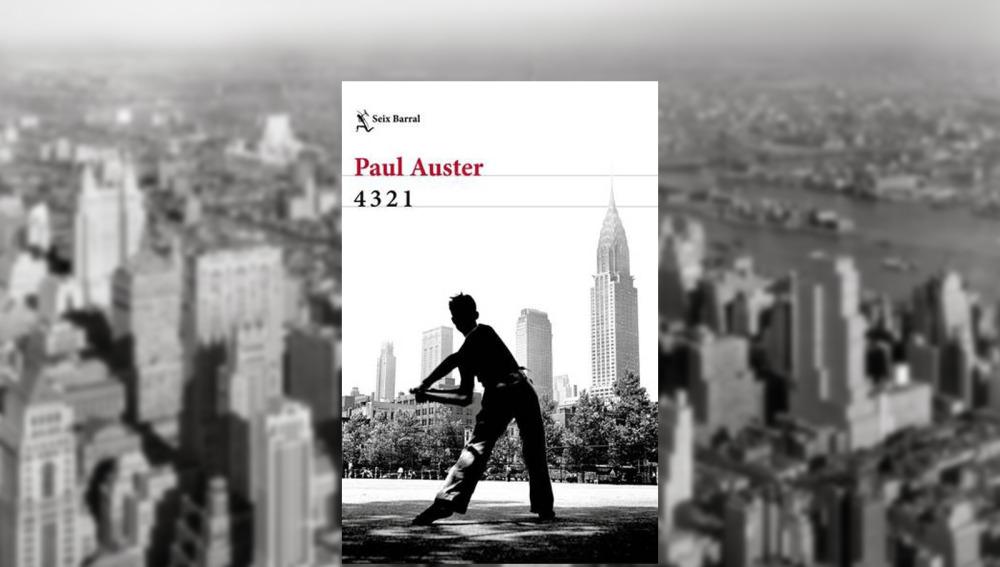 '4 3 2 1', de Paul Auster