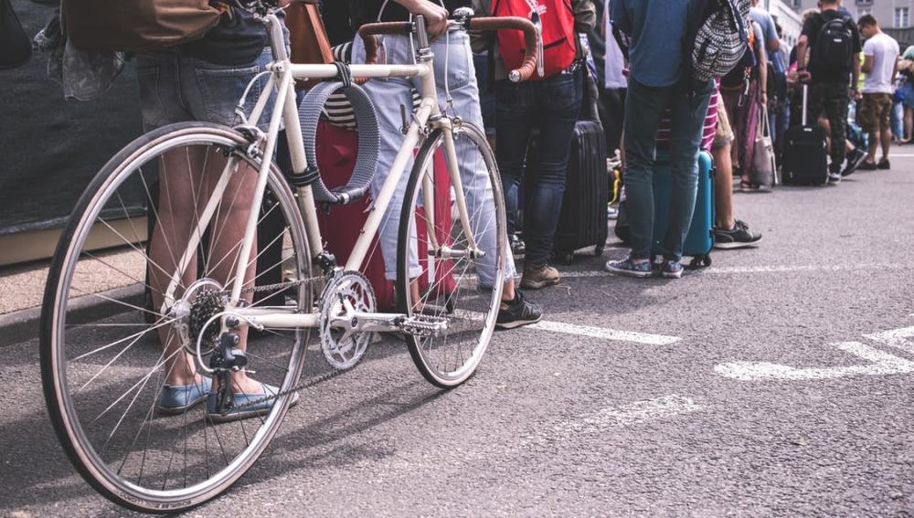 Llega a Madrid el 'FestiBal con B de bici' para impulsar su uso en la ciudad