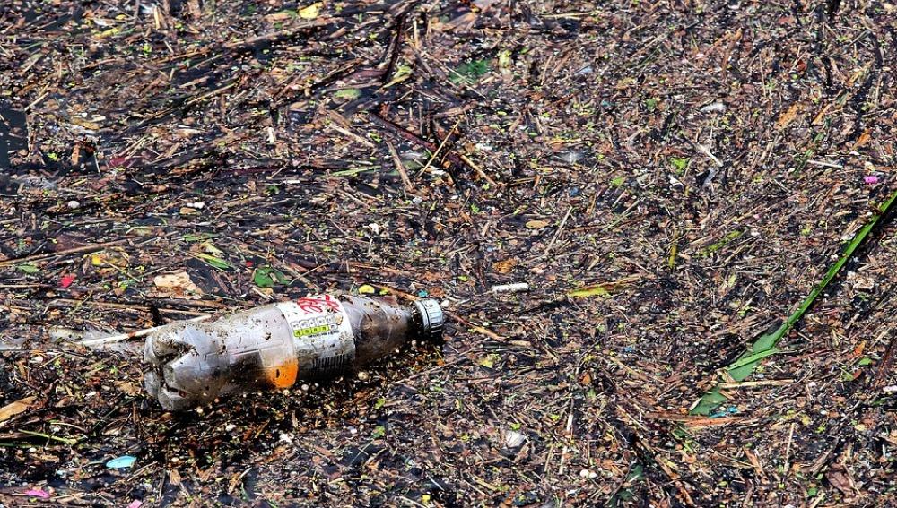 Los plásticos que vertimos a los mares forman islas