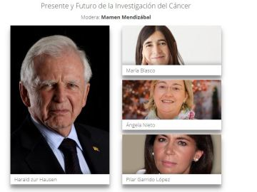 Mesa redonda: Presente y Futuro en la Investigación del Cáncer