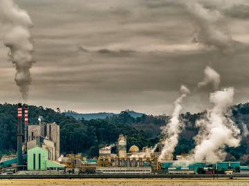 Las emisiones de CO2 aumentan despues de tres anos de estabilidad