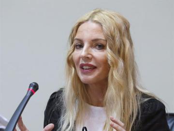 Ángeles Carmona, presidenta del Observatorio y la vocal del Consejo General del Poder Judicial