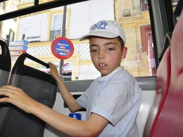 Marcos, el niño cardiópata que ha superado 45 operaciones